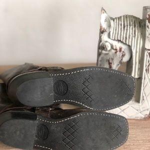 Frye Shoes - Frye Dingo harness boot